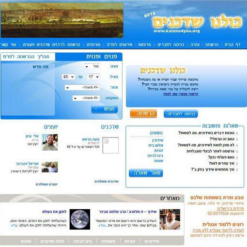 היכרויות חברתיות להקמת בית בישראל