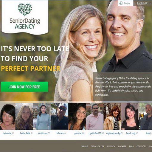 SeniorDatingAgency - הכרויות בינלאומיות